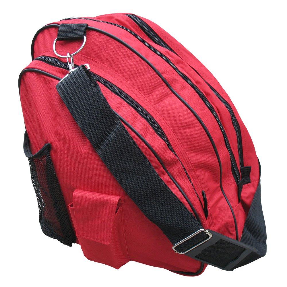 A&R Sports Deluxe Skate Bag Black SKBAGBK