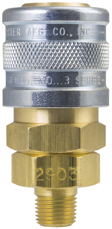 3//8 1-Way Auto Sockets Qty 1 Series 4 Industrial Interchange