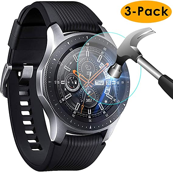 KIMILAR Pantalla Compatible con Samsung Galaxy Watch 46mm / Gear ...