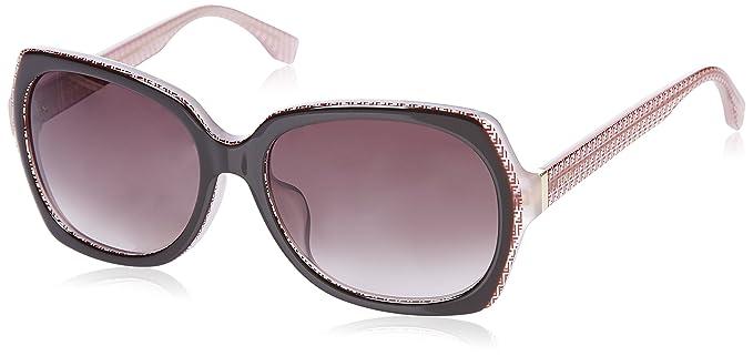 Fendi Gafas de Sol 0002/F/S (57 mm) Verde/Rosa: Amazon.es ...