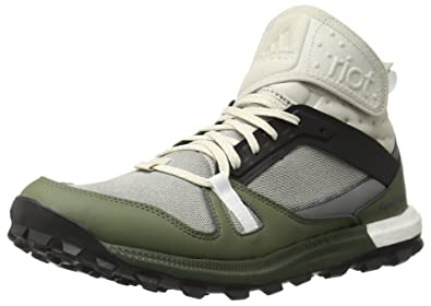 brand new 59a52 f2d5b adidas Men s Supernova RIOT M Trail Runner, Clear Brown Black Base Green,