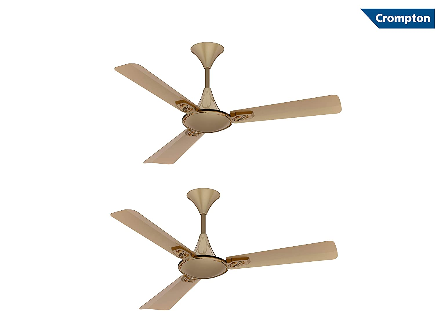Crompton Ceiling Fan Capacitor Connection