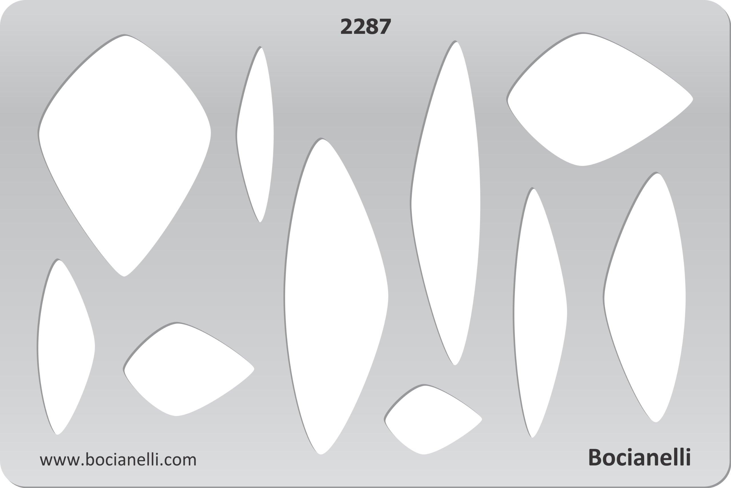 Amazon.co.uk: Bocianelli: Jewellery Design Templates