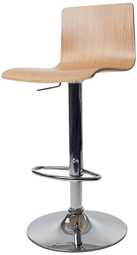 Awesome Df Sales Lamboro Venezia Bar Stool Oak Caraccident5 Cool Chair Designs And Ideas Caraccident5Info