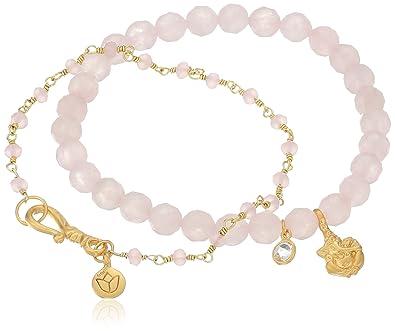Satya Jewelry Bracelet Set Pink 1loT5WWkHM