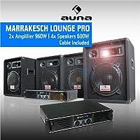 """Pack DJ PA ampli enceinte micro sono 10""""karaoke kit set"""