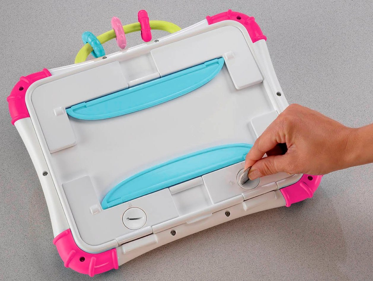 Amazon.com: Fisher-Price Laugh & Learn Case for iPad, Pink: Toys & Games