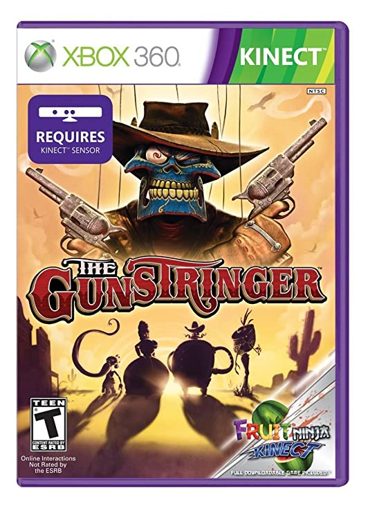 Microsoft The Gunstringer Xbox 360 vídeo - Juego (Xbox 360 ...