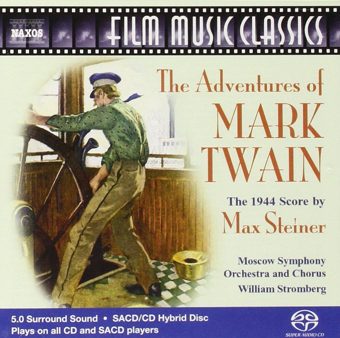 SACD : Max Steiner - Adventures Of Mark Twain (Hybrid SACD)