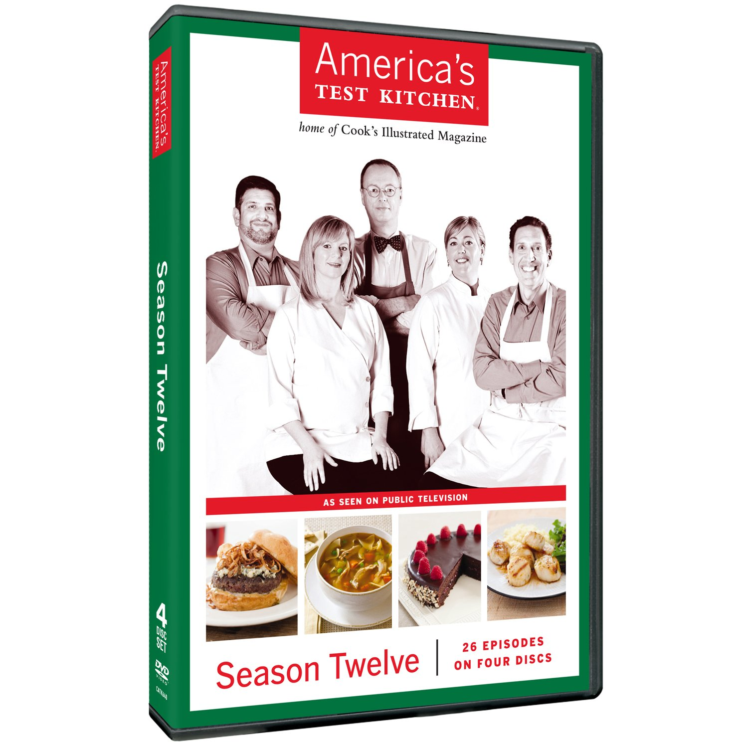 Amazon America s Test Kitchen Season 12 Movies & TV