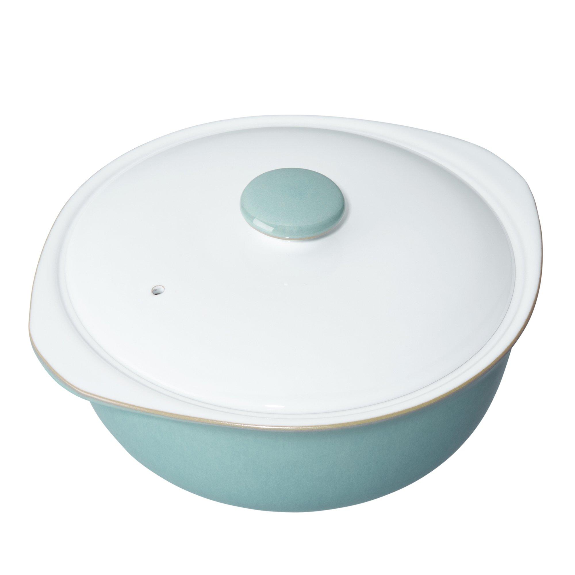 Denby Azure Casserole Dish by Denby