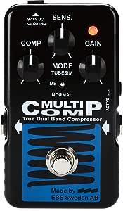 EBS MultiComp Blue Label Bass Compressor Pedal
