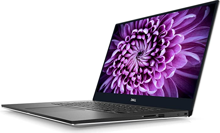 "2019 Dell XPS 15 7590 Laptop 15.6"" Intel i7-9750H NVIDIA GTX 1650 512GB SSD 16GB RAM 4K UHD Non Touch (3840 x 2160) 400-Nits Windows 10 PRO"