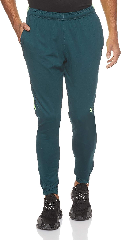 Under Armour Challenger II P - Pantalones de Tela Elástica y Cordón Interno Hombre