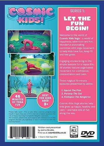 Amazon Cosmic Kids Yoga