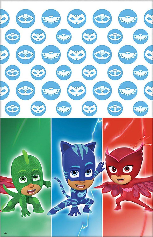 PJ Masks Plastic Tablecover