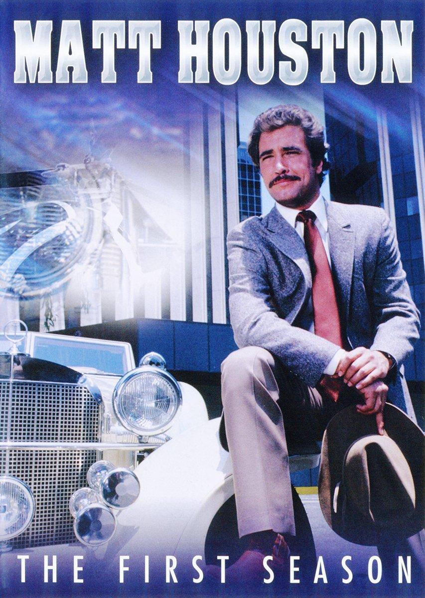 DVD : Matt Houston: The First Season (Boxed Set, 5PC)