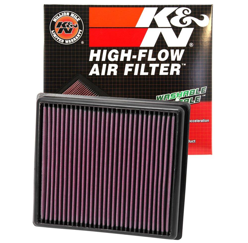K&N 33-2990 Replacement Air Filter K&N Engineering