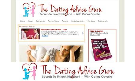 Dating advice guru/irresistible