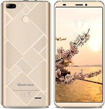 """Blackview S6 - Smartphone Libre de 5.7"""" 18:9 HD (Octa Core 2GB RAM ..."""