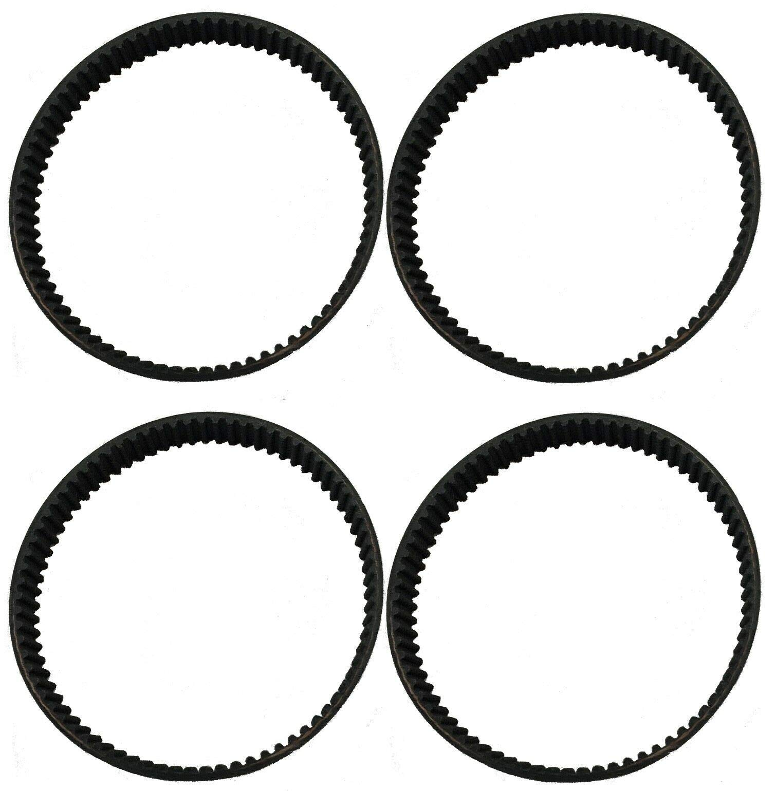 Belt for Dyson DC17 Animal Vacuum 10 mm (4) Pack by Live Shop