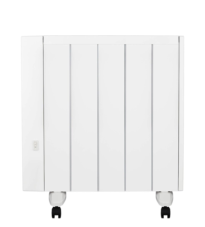 Splashproof IP24 LOT 20 Eco Design Energy Efficient MYLEK Ceramic Panel Heater Electric Radiator with Programmable Digital Timer 1500w Aluminium Wall Mounted Freestanding Slim White