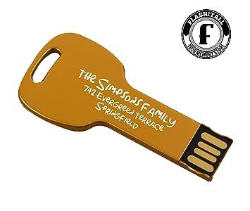 USB LLave Pen Drive/Memoria USB/Flash Drive/Memory Stick Samsung Flashitall Personalizado de 8GB en ...
