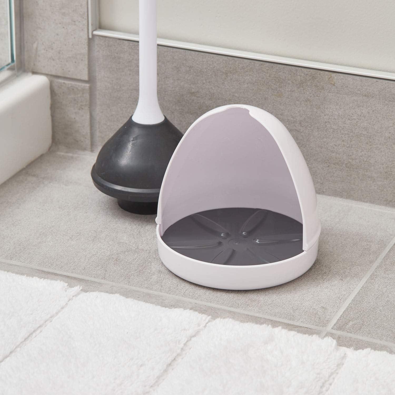 Toilet Plunger Black 707273 iDesign
