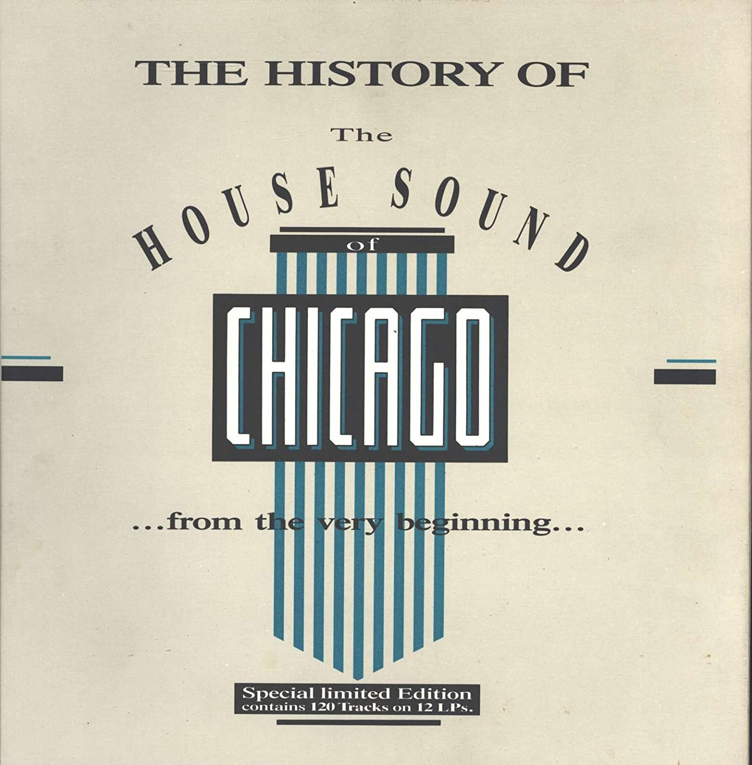 The History of Chicago House