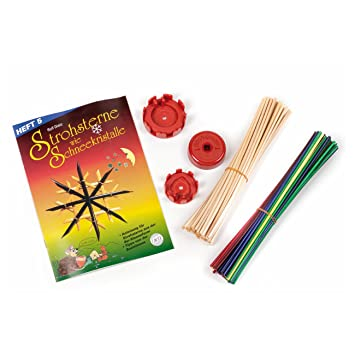 Amazon.com: Glorex GmbH - Estrella de paja (3 unidades ...