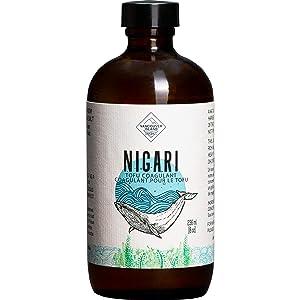Nigari Liquid Tofu Coagulant, All Natural, Made in Canada
