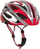 AWE® Aerolite Men's AeroStream Bicycle Helmet - Red, Size 58-61