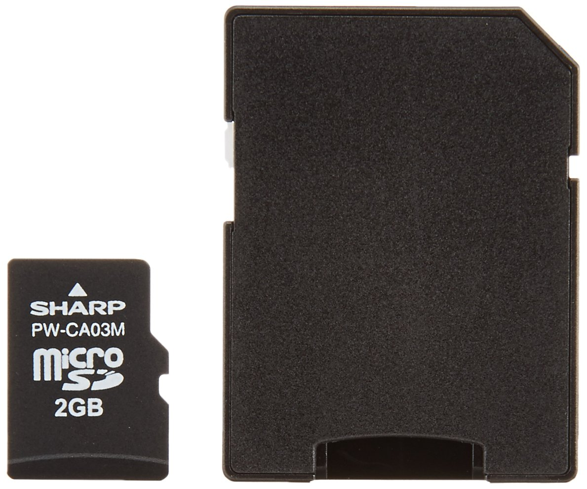Sharp electronic dictionary content card Reader's English-Japanese card PW-CA06M by SHARP (Image #2)