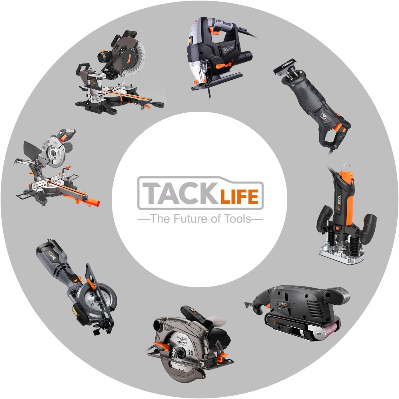 TACKLIFE PSS01A Detail Sanders product image 9