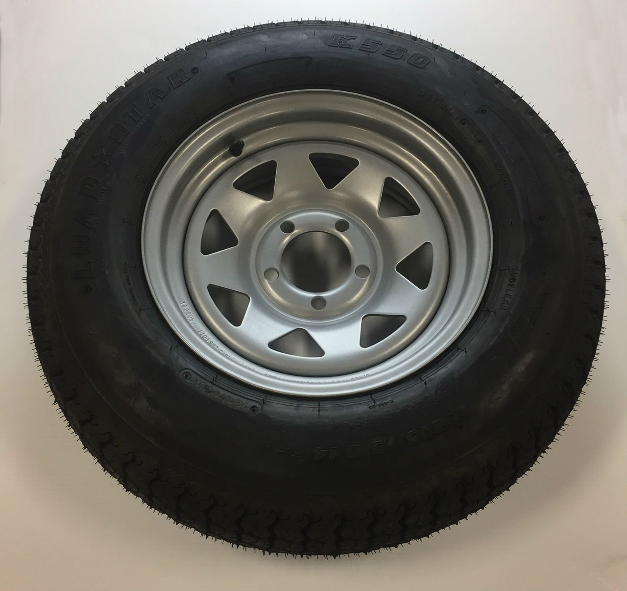 ST205/75 D14 Triton 06672 Class C Trailer Tire by Triton
