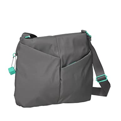 Amazon.com | Hedgren Eve-Square Shoulder Bag, Castle Rock ...