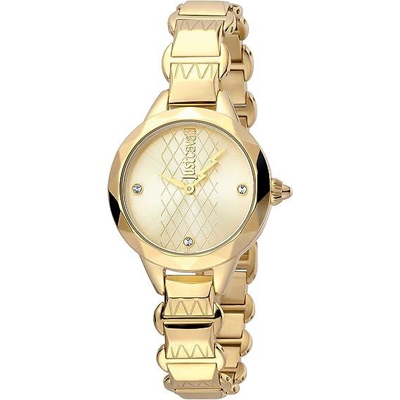 Reloj solo tiempo para mujer Just Cavalli Rock Trendy Cod. jc1l033 m0025