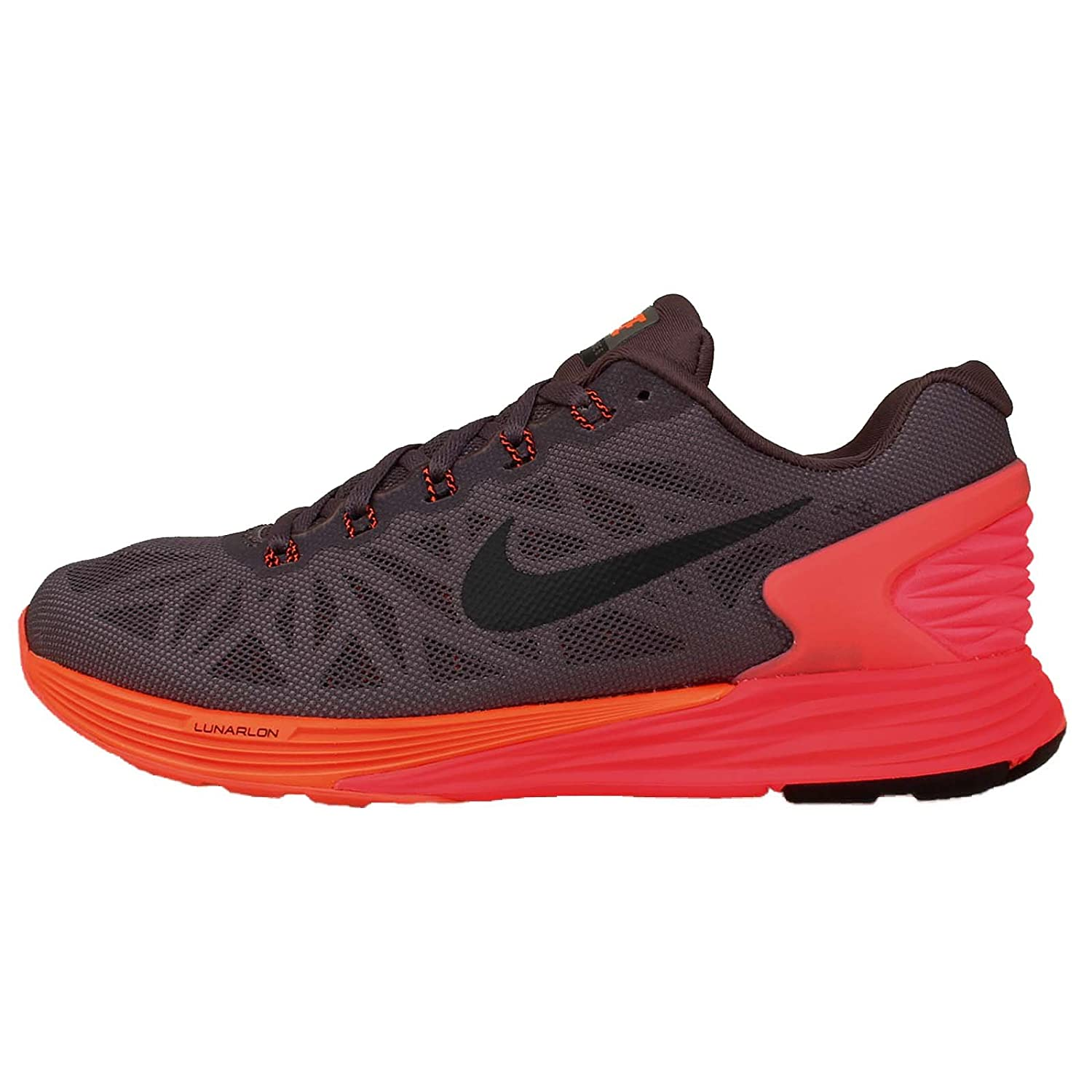womens nike lunarglide 6 red blue