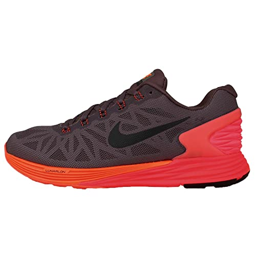 get cheap 2b8af ab6ba Nike Women s Lunarglide 6 VIOLET ORE BLACK-HYPER CRIMSON 5 B(M) US   Amazon.in  Shoes   Handbags