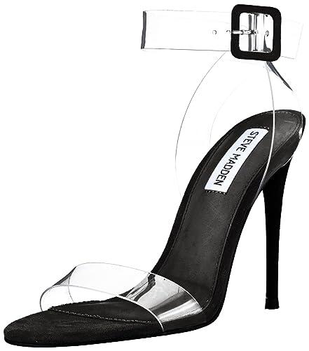 46712922b1c Amazon.com  Steve Madden Women s Seeme Heeled Sandal  Shoes