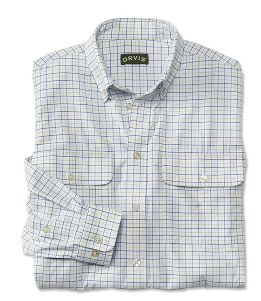Orvis Comfort Travel Shirt, Large by Orvis