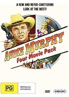 audie murphy the quick gun dvd