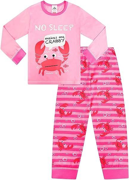 Lindo Pijama de algodón con Texto en inglés No Sleep Makes me ...