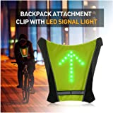Safe Wireless Bike Cycling Bicycle Taillight Rear Light Indicator Remote Control