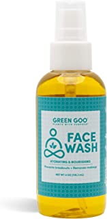 product image for Green Goo Natural Skin Care, Face Wash, Facial Cleanser and Scrub, 4.5 Ounce