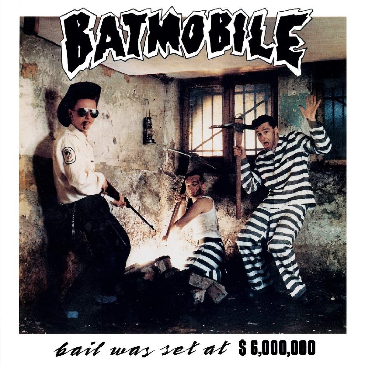 Vinilo : Batmobile - Bail Was Set At $6,000,000 (LP Vinyl)