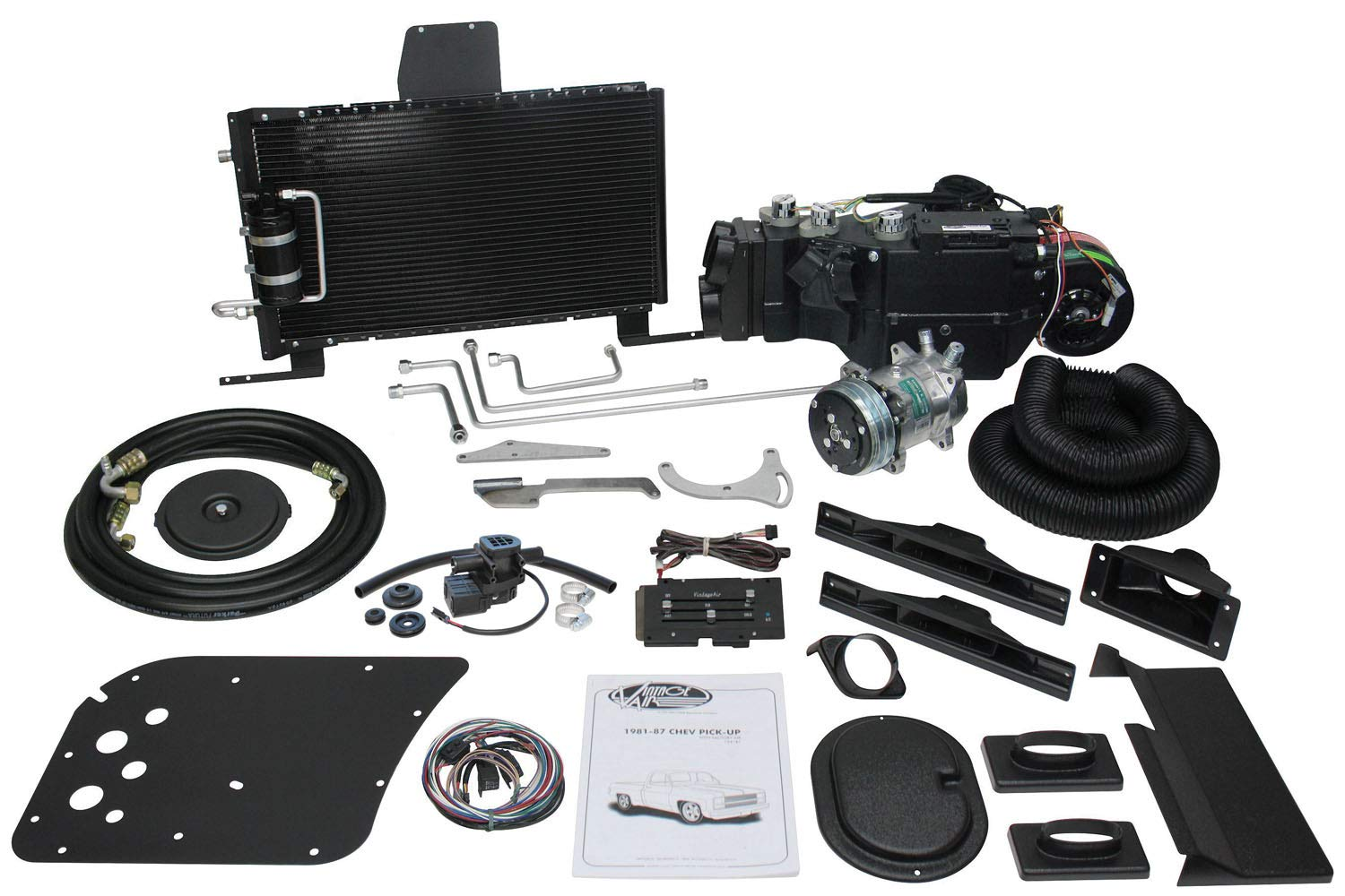 Vintage Air Gen Iv Surefit Complete System Kit 1973 1980 Chevy Heater Wiring 1974 1975 1976 1977 1978 1979 Gmc Pickup Truck With Factory Ac