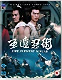 Five Elements Ninjas - DUAL FORMAT [DVD/Blu-ray] [Reino Unido] [Blu-ray]