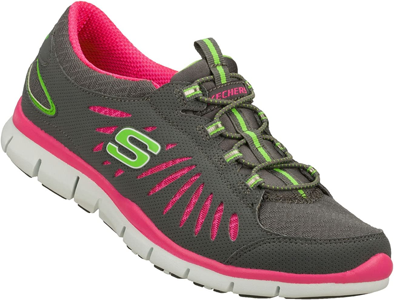 Skechers Gratis Big Idea Damen Sneakers: : Schuhe Egq45