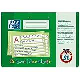 Oxford 311401600/100050089 Schreiblernhefte DIN A4 quer SL, 90 g/qm
